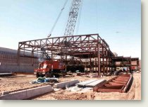 Rochester Institute of Technology - Site Construction